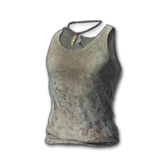 Skins Bloody Tank-top (White)