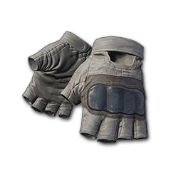 Skins Fingerless Gloves (Tan)