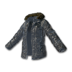 Skins Padded Jacket (Camo)