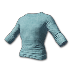 Skins Long Sleeved T-shirt (Light Blue)