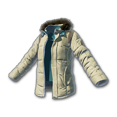 Skins Padded Jacket (Beige)