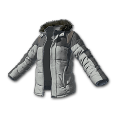 Skins Padded Jacket (GREY)