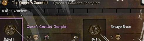 Queen's Gaulet