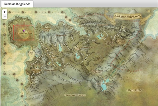 How To Summon Archeage Red Dragon And Collect Decorative Costumes - Us map dragon