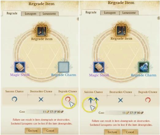 archeage regrade
