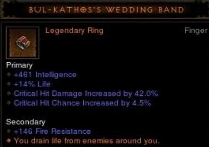 bul-kathos's wedding band