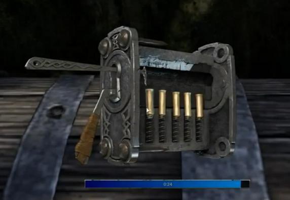eso treasure chest