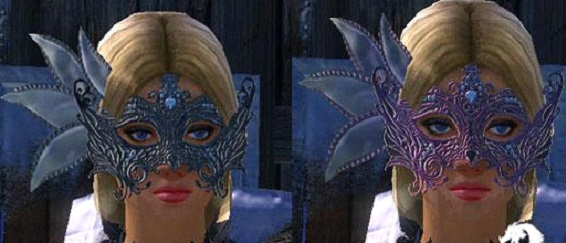 Mysterious Masks In Guild Wars 2 Gems Store