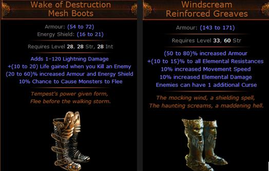 How Do I Add Maximum Energy Shield To Rings Poe