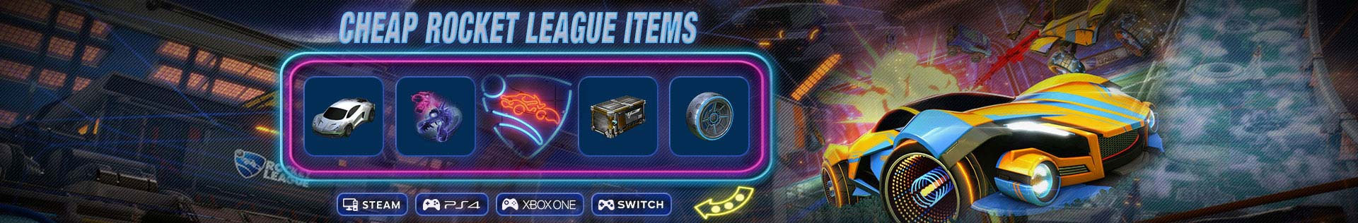Rocket League Item