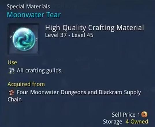 Crafting And Gathering Blade And Soul