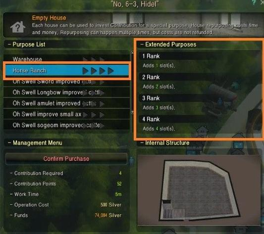 Black Desert Online Housing System Guide- How To Buy A House and Property Types Introductions