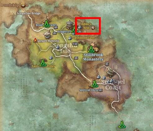 blade and soul bandit queen location.jpg