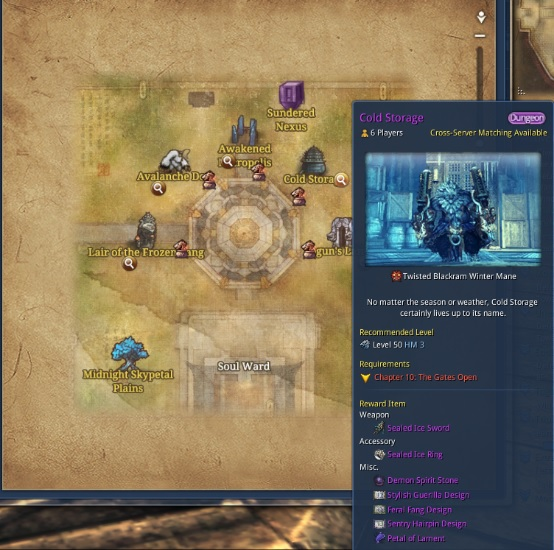 Blade And Soul Update Heroic Dungeon Cold Storage Guide: How To