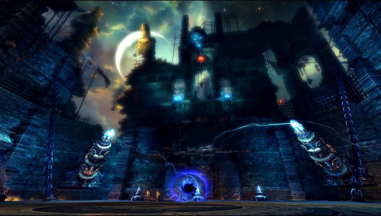 blade and soul desolate tomb