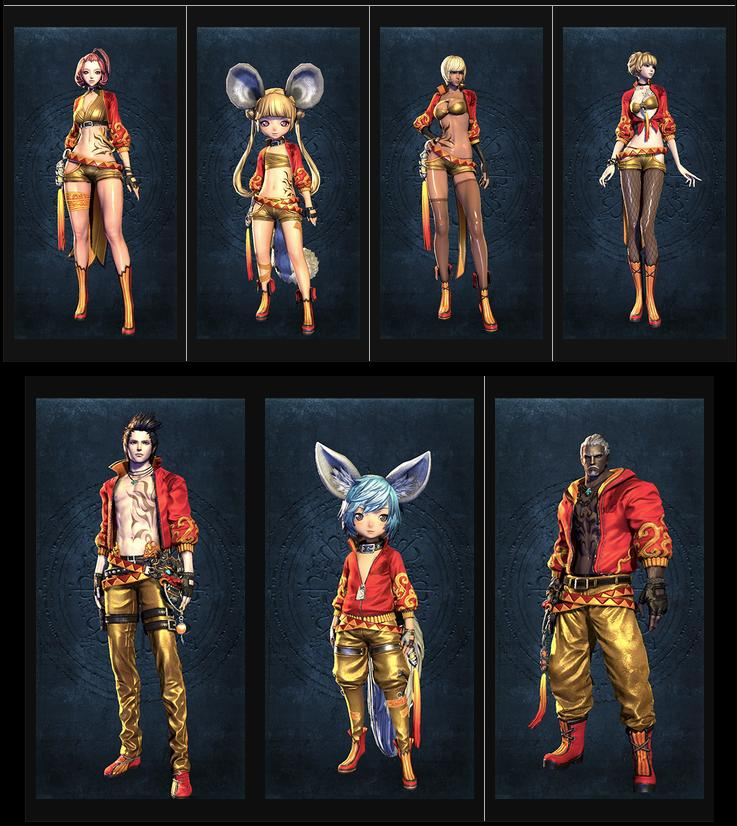 blade and soul Desolate Tomb resolution
