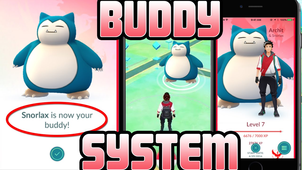 Pokemon Go Buddy System Update Release: Which Pokémon Is The Best To