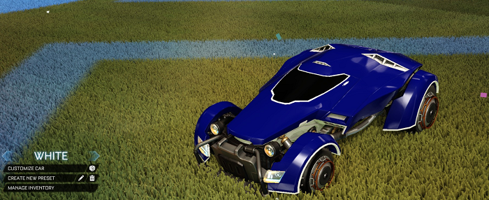 Rocket League Rare Tradeup - New Painted Breakout, Octane and Merc-x devil white