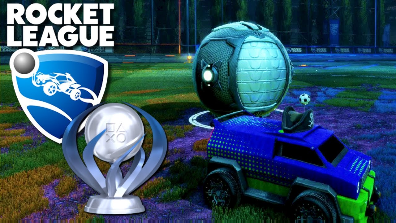 Rocket League Trophy Guide – Fastest Way To Unlock All Rocket League Achievements -Trophies