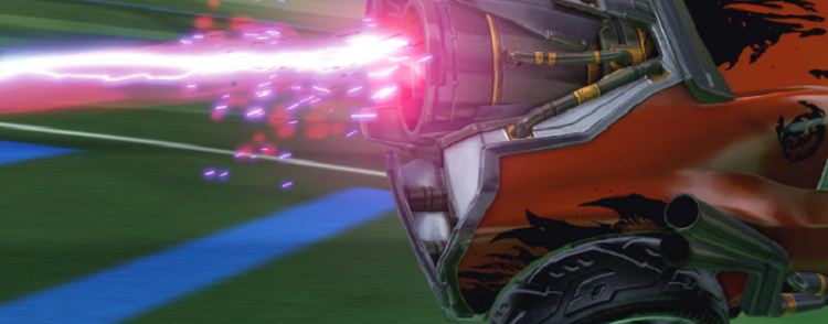 Rocket League Accelerator Crate - Import Boost – Power-Shot