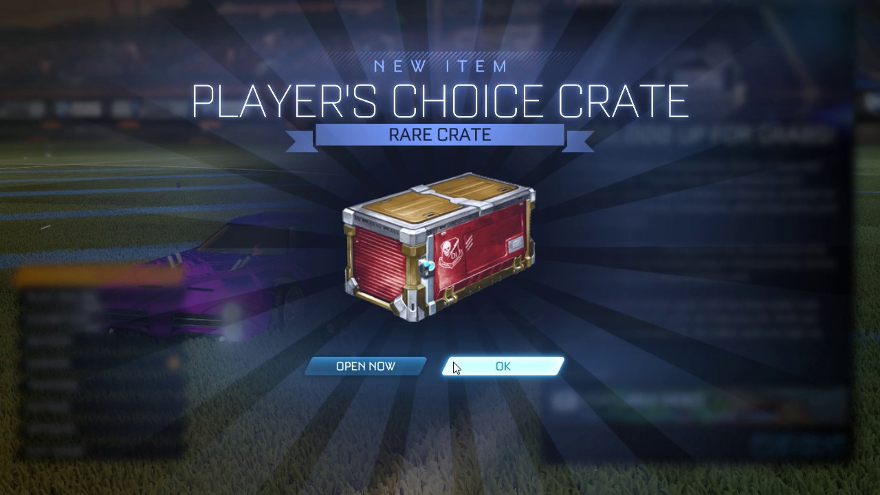 Rocket League Player's Choice Crate (PCC) Refresh - Draco Wheels, Hexphase Boost, Rare and Very Rare Decals Added
