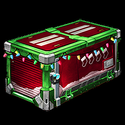 rocket league christmas crate