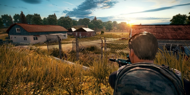 Pubg New Update# 4 To Xbox One For Download - Fps