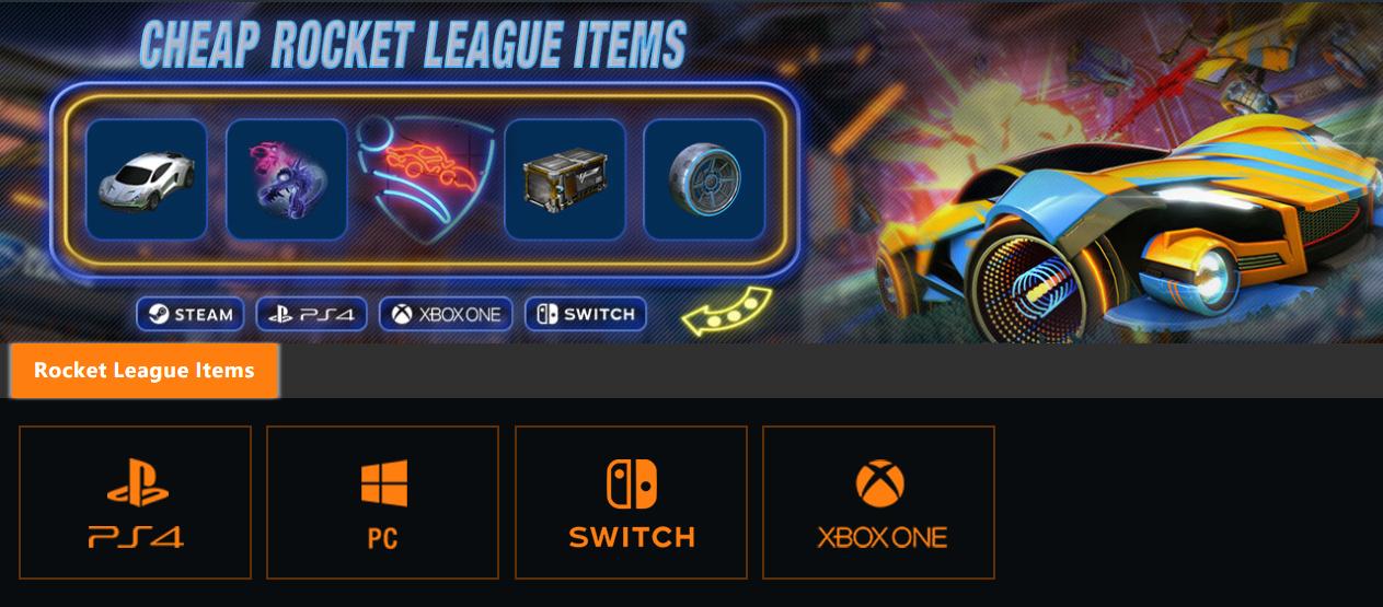 Best Trading Site Rocket League