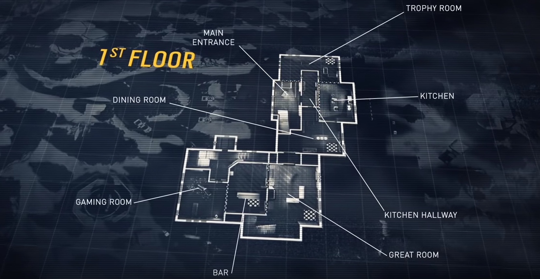 Rainbow Six Siege Tips And Tricks-Chalet Map Guide For Game